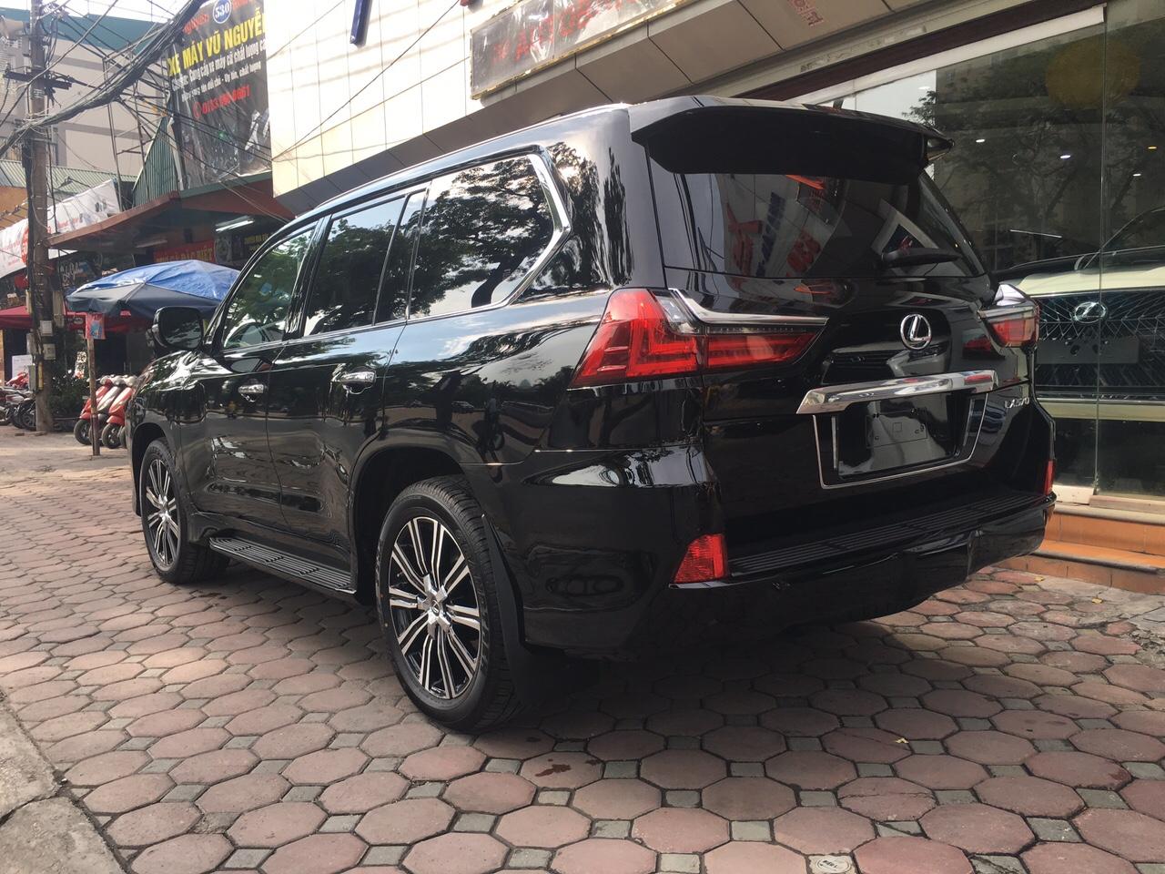 Lexus LX 570 Super Sport 2018 nhập khẩu Mỹ