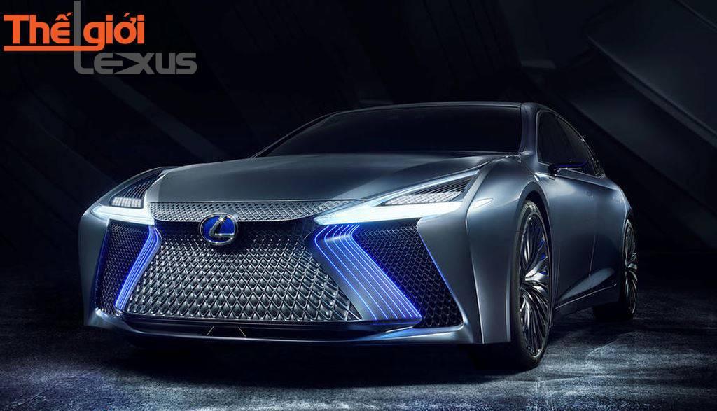 Bảng giá xe Lexus cập nhật tháng 6 năm 2019