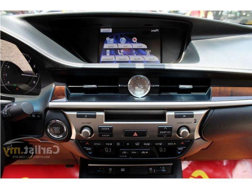 Chi tiết Lexus ES 250 đời 2014 có giá bán bao nhiêu sau 6 năm