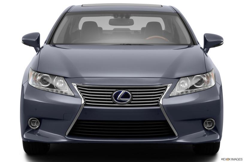 đầu xe Lexus ES300h 2014