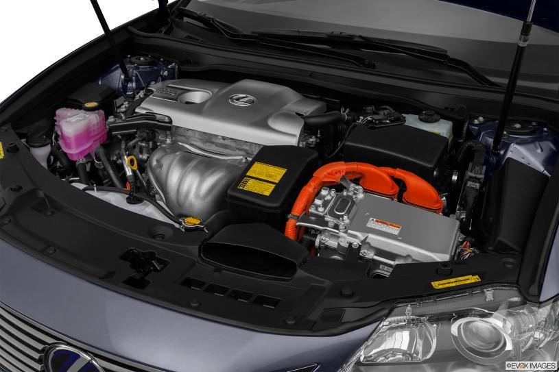 động cơ trên Lexus ES300h 2014