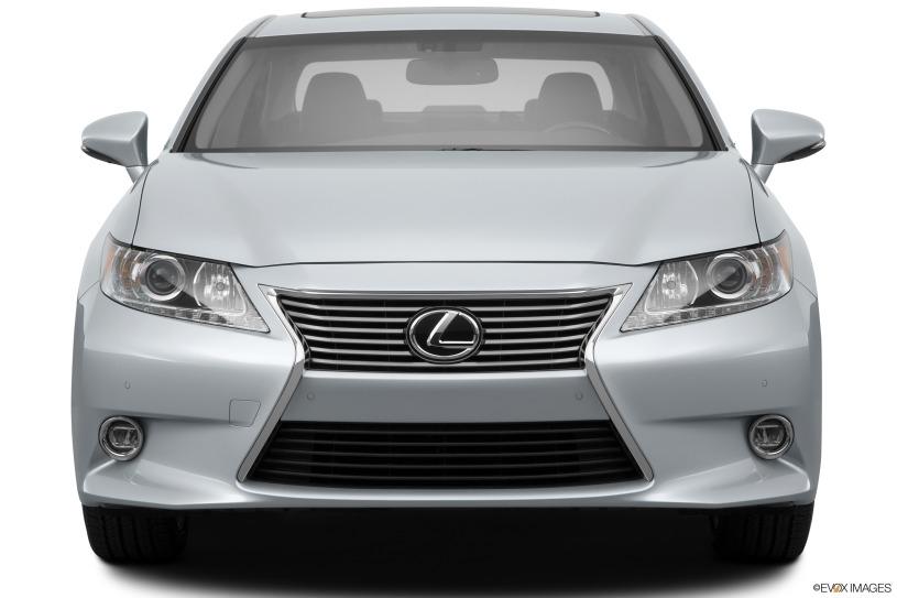đầu xe Lexus ES350 đời 2014