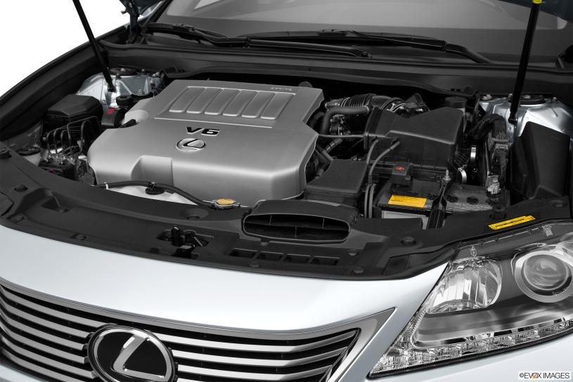 động cơ trên Lexus ES350 đời 2015