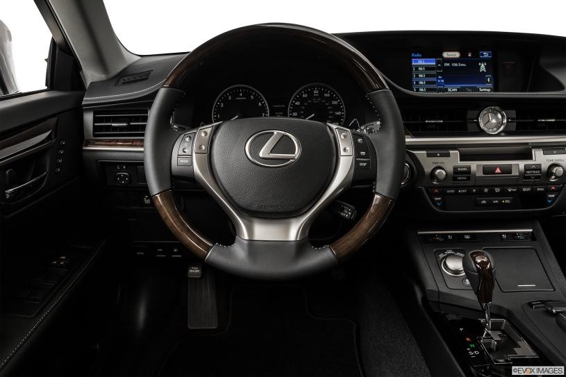 vô lăng Lexus ES350 đời 2015
