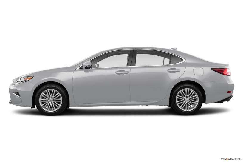 bên thân xe Lexus ES 350 đời 2017