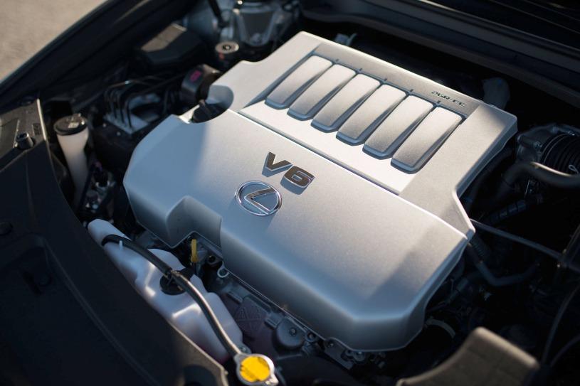 động cơ trên Lexus ES 350 đời 2018
