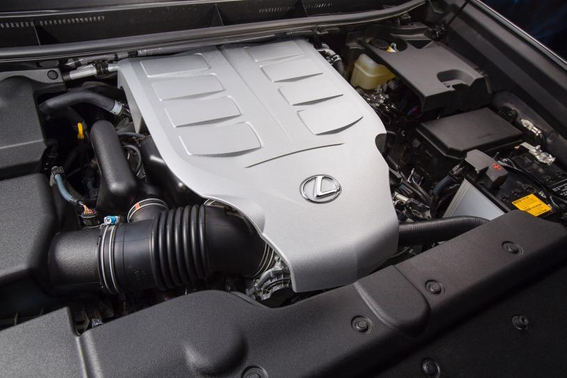 động cơ Lexus GX460 đời 2016