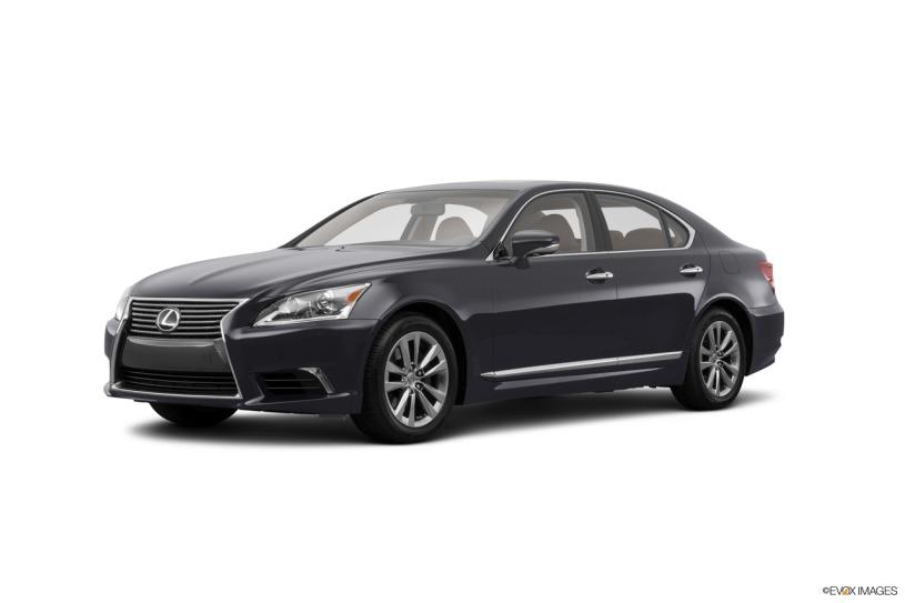 Giá xe Lexus LS460L 2014 mua bán cũ từ 4,5 tỷ đến hơn 5,1 tỷ đồng
