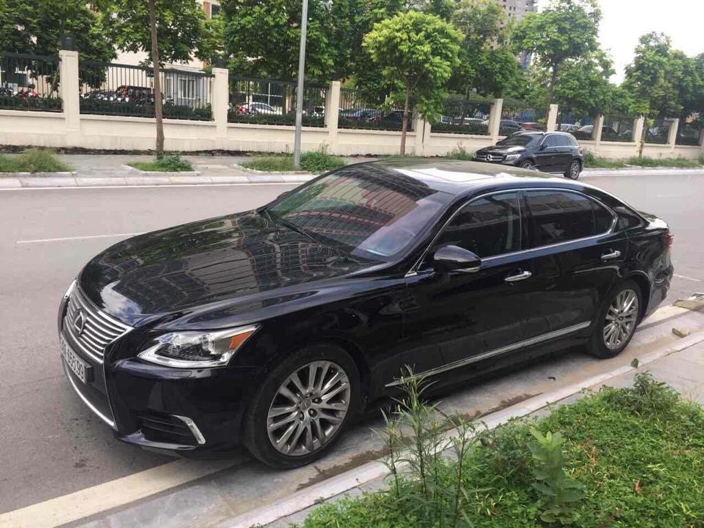 """Đại gia Bằng Nguyễn """"lột xác"""" Lexus LS600h L 2008 thành phiên bản 2015"""