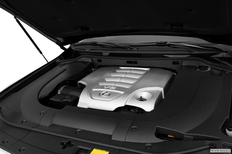 động cơ Lexus LX570 2011