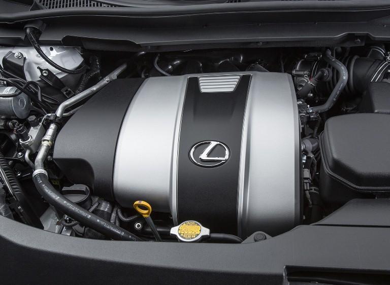 Chi tiết thông số kỹ thuật Lexus RX350L 2019