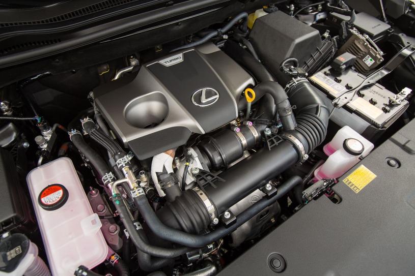 động cơ tăng áp 2.0L trang bị trên NX200t