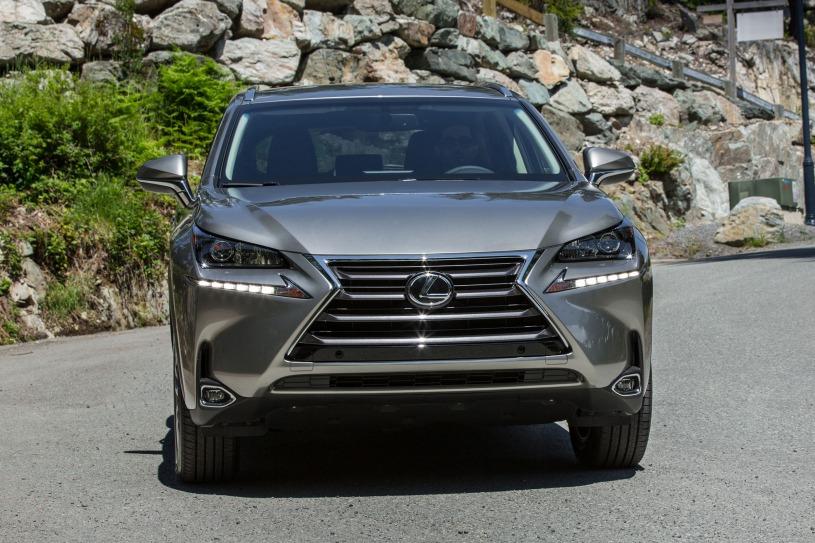trang bị an toàn Lexus NX200t 2017