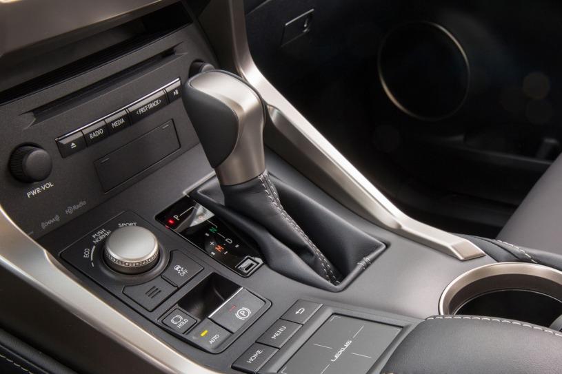trang bị vận hành trên Lexus NX200t 2017