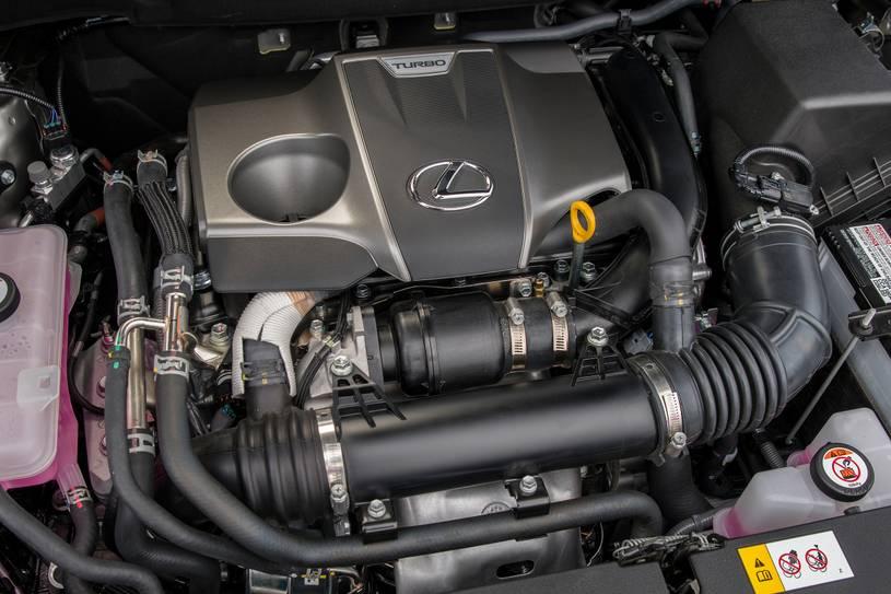 động cơ trên xe lexus nx300 2018