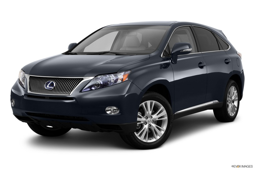 Lexus rx450h đời 2011