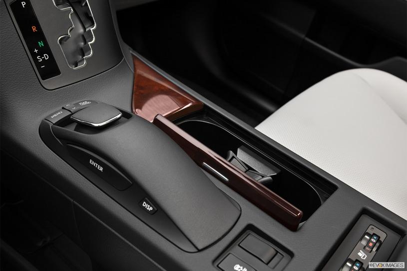 hệ thống vận hành Lexus rx450h đời 2011