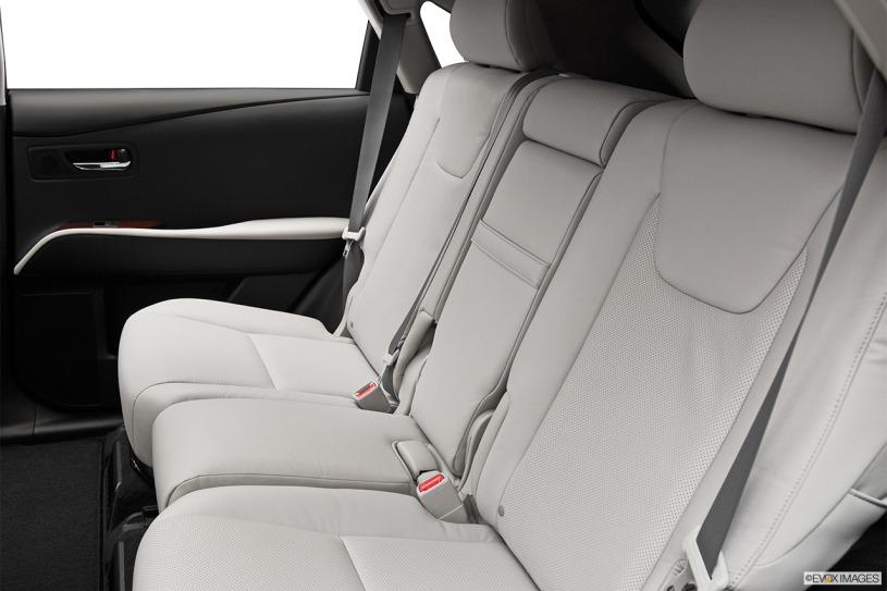 hàng ghế sau Lexus rx450h đời 2011