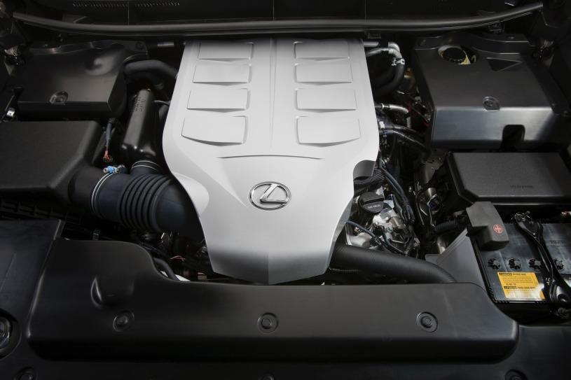 Động cơ V8 4.6L ở Lexus GX460