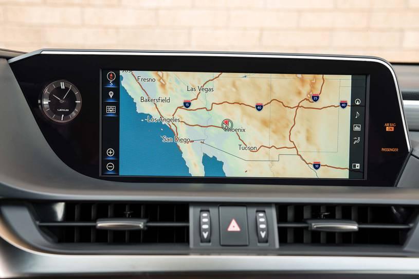 Chi tiết thông số kỹ thuật Lexus ES350 2019: động cơ vận hành, nội ngoại thất