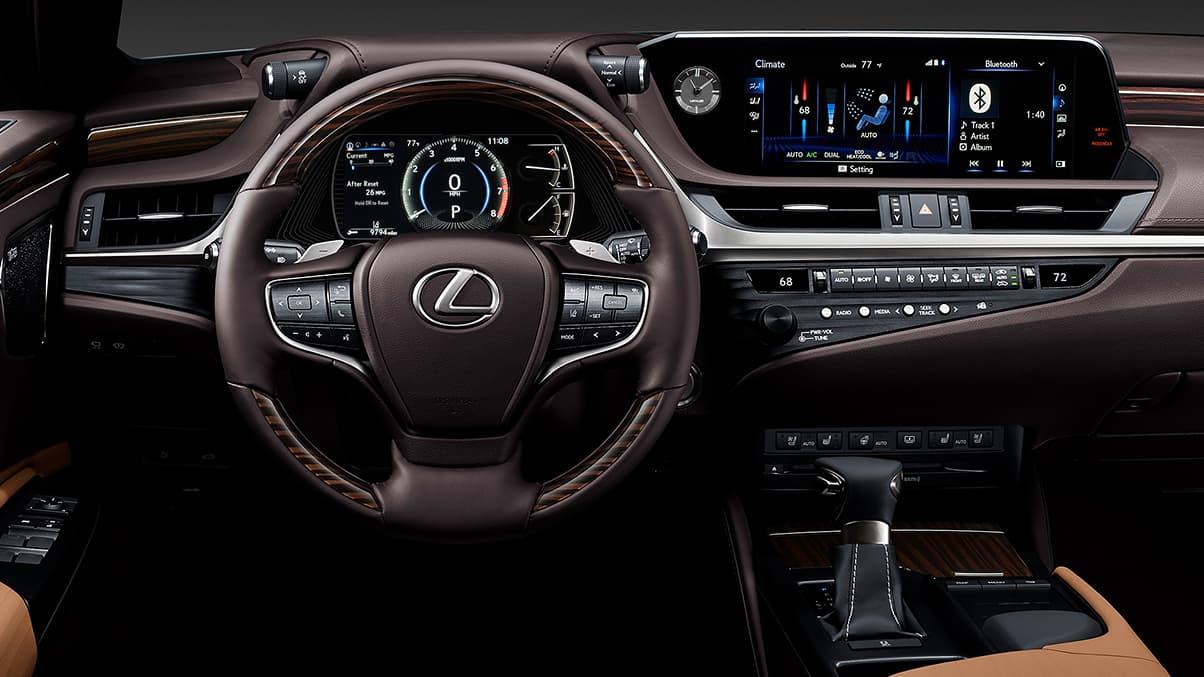Đánh giá xe Lexus ES 350 2019: nội ngoại thất, thông số kèm giá bán