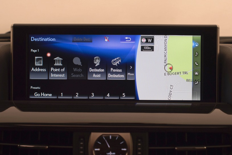 """Nội thất Lexus LX570 2018: Xứng tầm """"chuyên cơ"""" hạng sang"""
