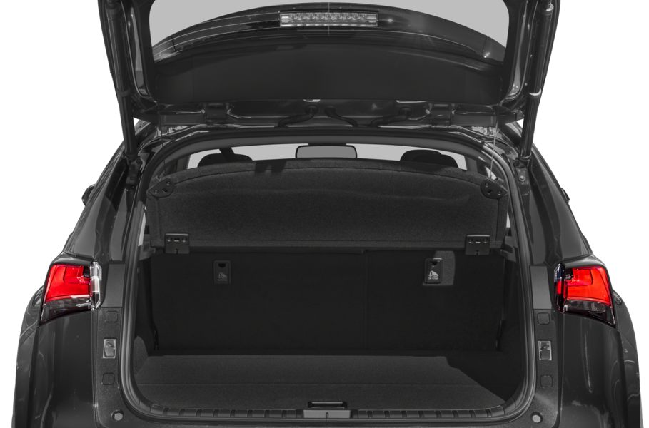 khoang hành lý trên NX300