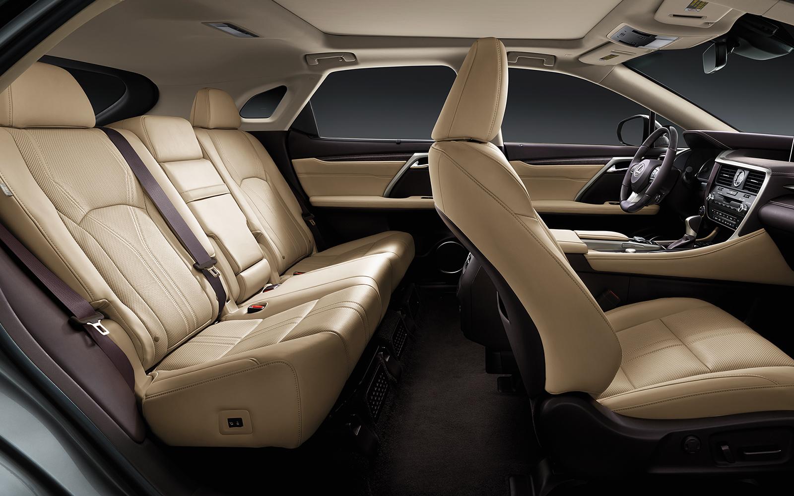 Đánh giá Lexus RX300 2019: nội ngoại thất thông số giá bán