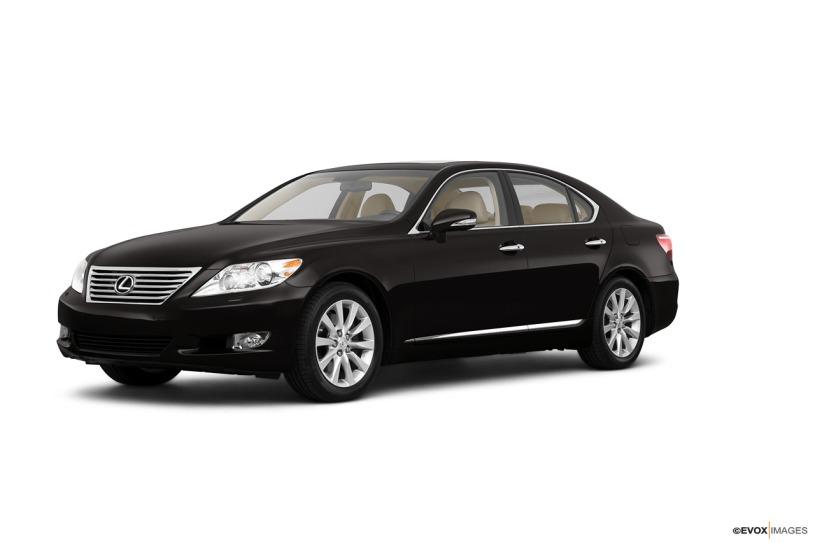 Lexus LS460 đời 2010 có giá bán cũ từ 2,5 tỷ đến 2,650 tỷ đồng