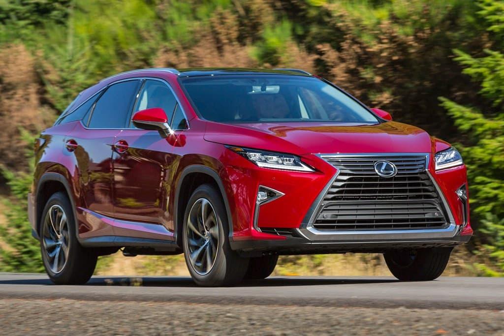 Đánh giá Lexus RX200t đời 2015 gần 3 tỷ cho chiếc xe 4 năm lăn bánh