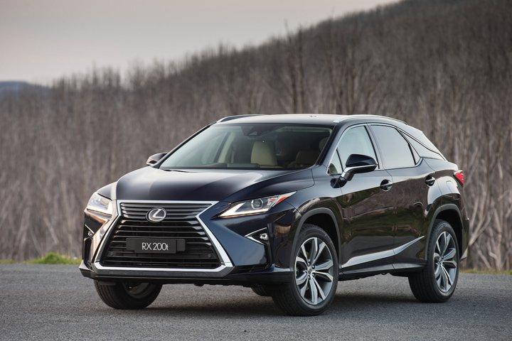 Đánh giá Lexus RX200t 2016 sau 3 năm chạy vẫn giữ giá tiền tỷ