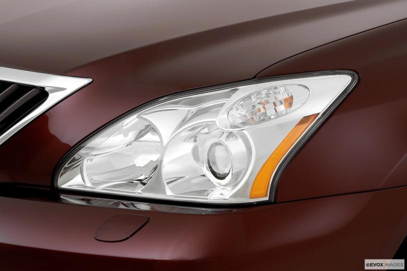 hệ thống đèn pha xe Lexus RX350 2008