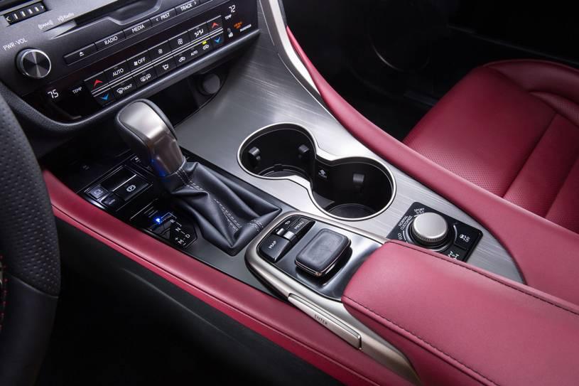 trang bị vận hành trên Lexus RX350 2017