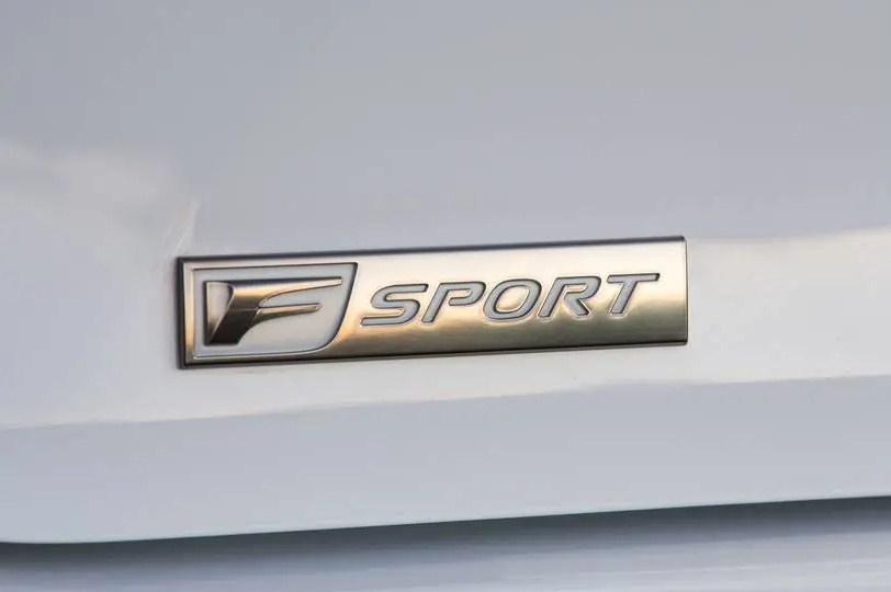 Lexus RX 350 F Sport đời 2017