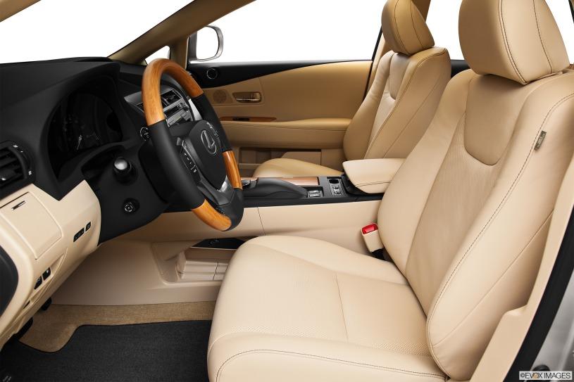hàng ghế đầu Lexus RX450h 2014