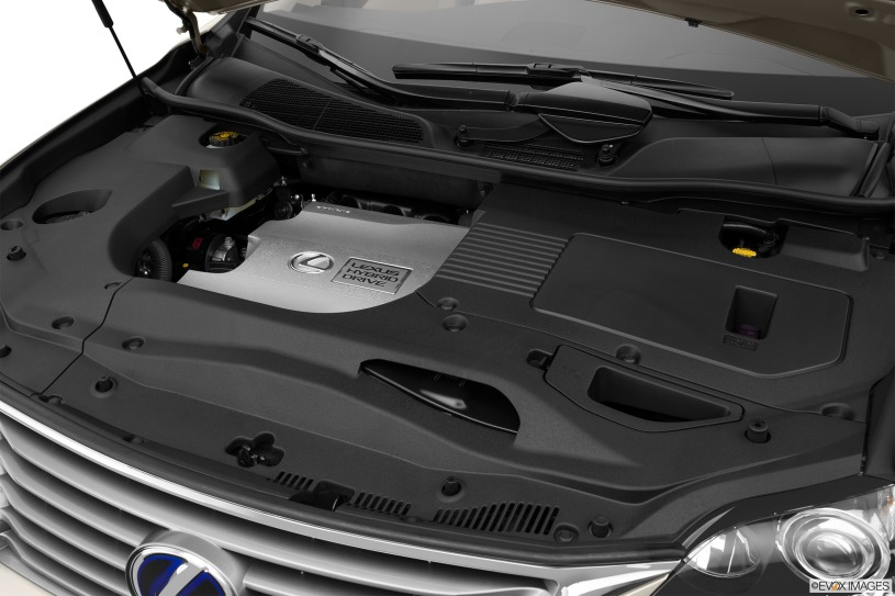 động cơ Lexus RX450h 2014