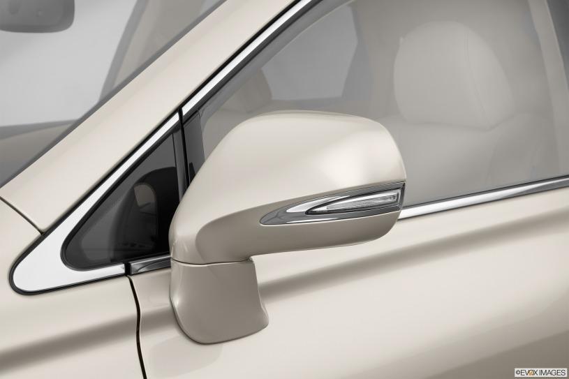 gương chiếu hậu ngoài Lexus RX450h 2014
