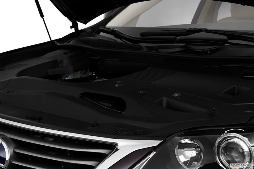 động cơ của Lexus RX450h 2013