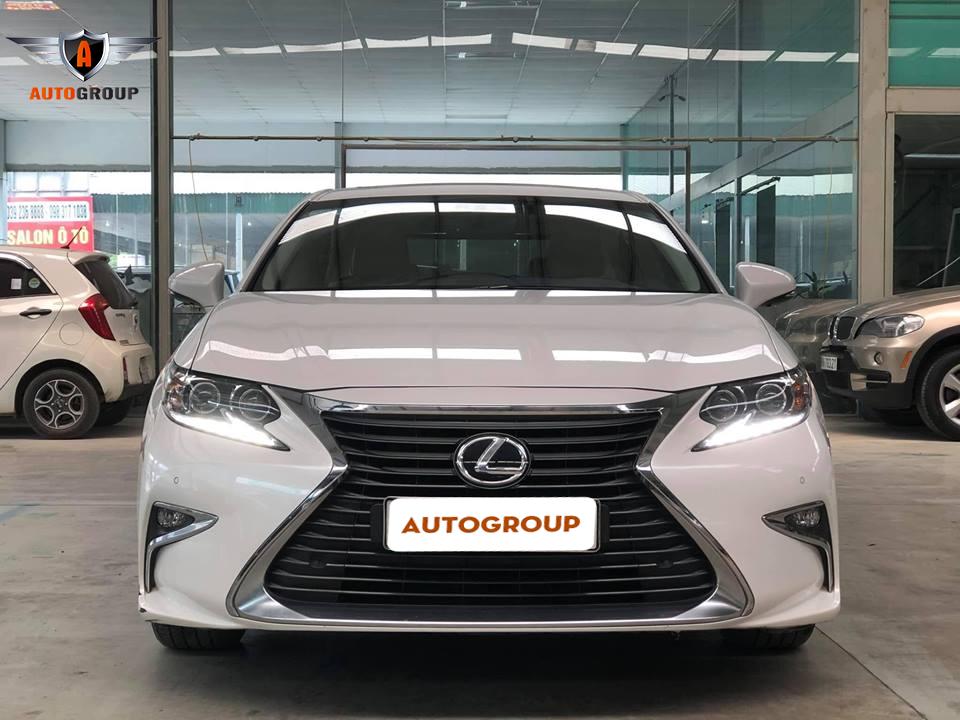 Lexus ES250 đời 2017 màu trắng