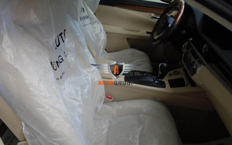 Xe Lexus ES 300h 2014 vàng sâm banh