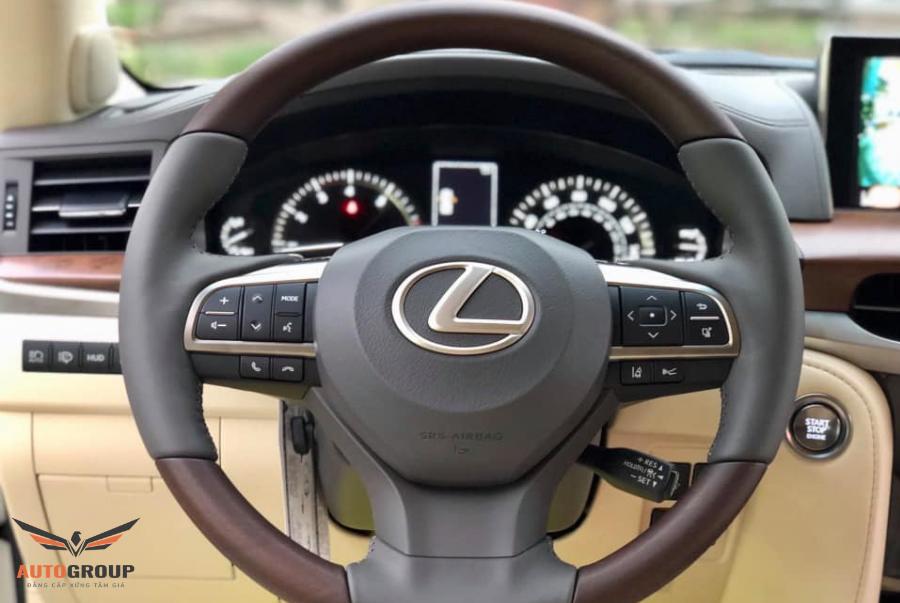 Lexus LX570 2019 nhập Mỹ