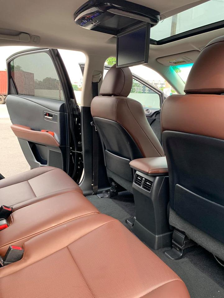 Lexus RX350 2009 Full Option màu đen