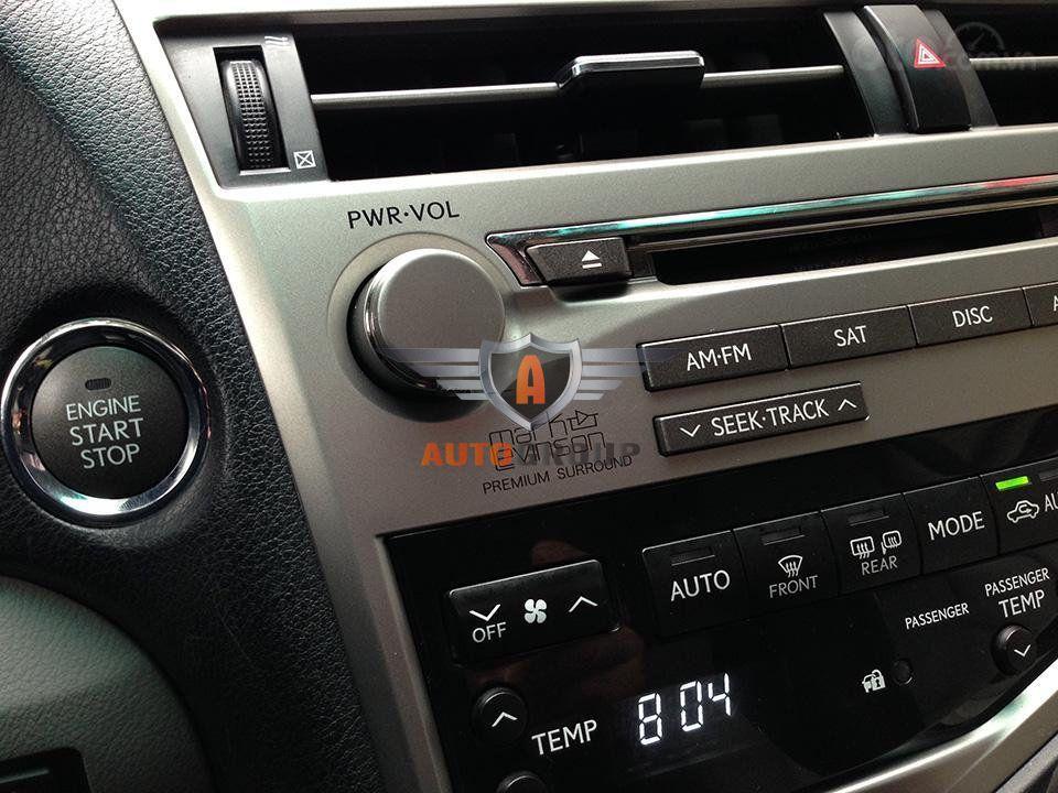 Lexus RX350 đời 2011 màu đen