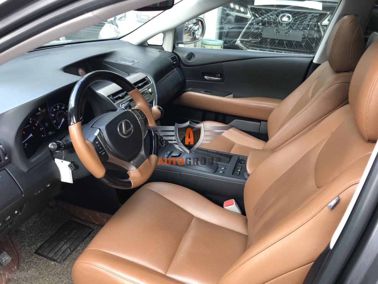 Lexus RX 350 đời 2014 màu xám nhập Mỹ