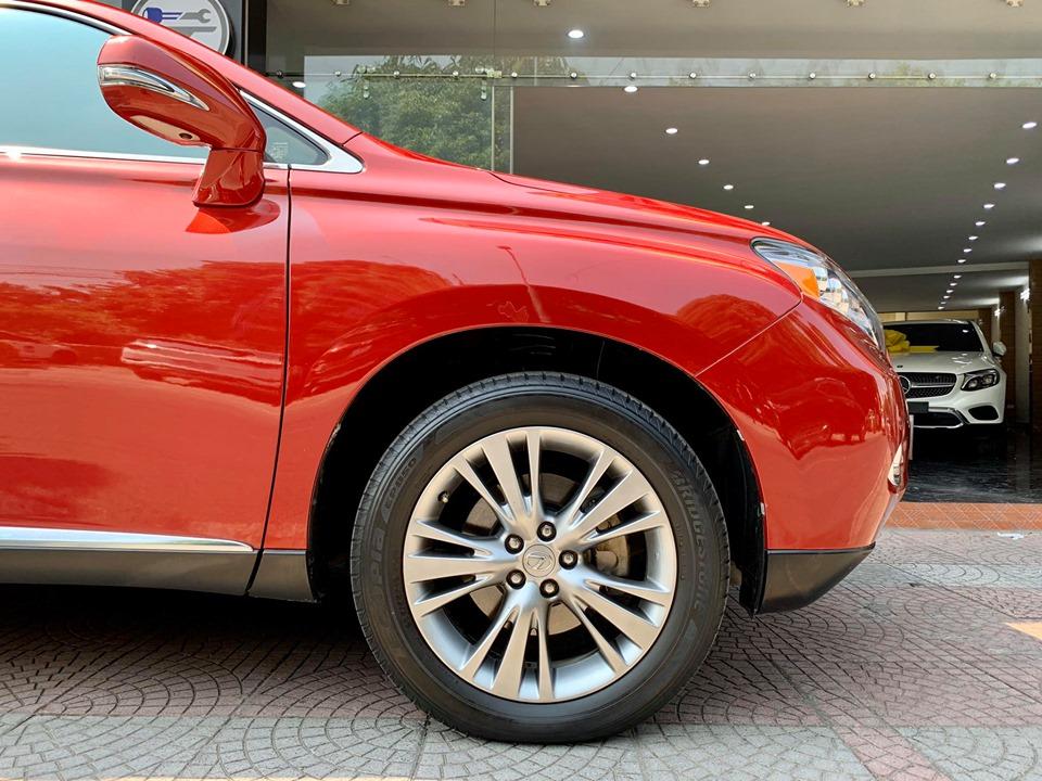 Lexus RX450h - 2011 Full Option nhập Mỹ
