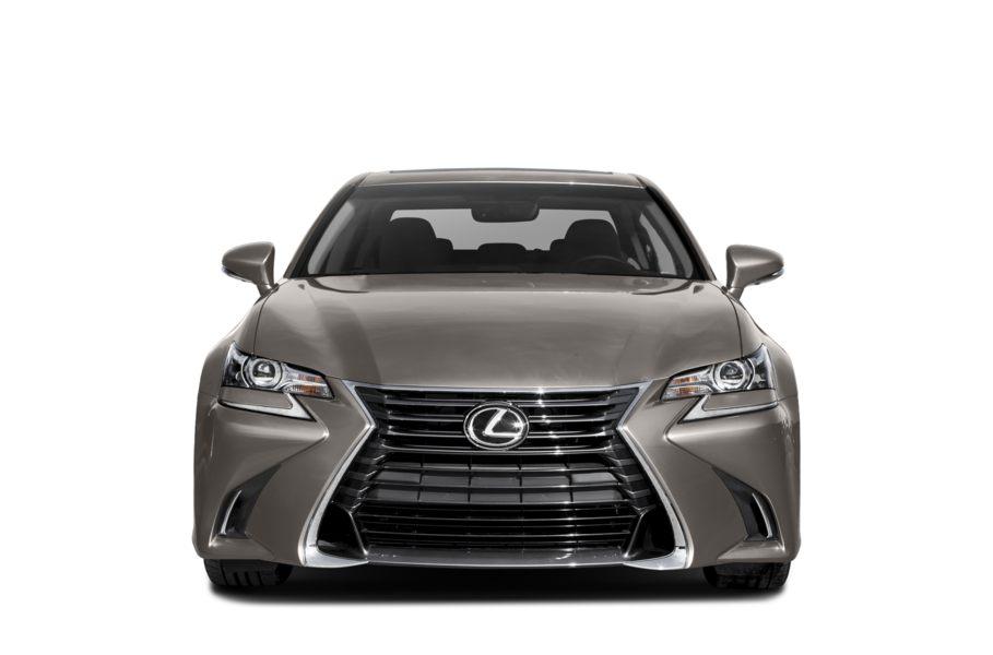 đầu xe Lexus GS300 2019