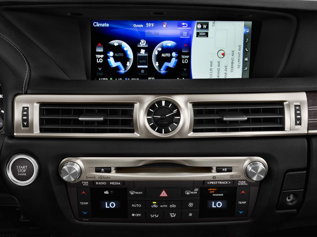 hệ thống màn hình âm thanh giải trí GS300