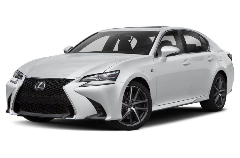 Lexus GS350 2018
