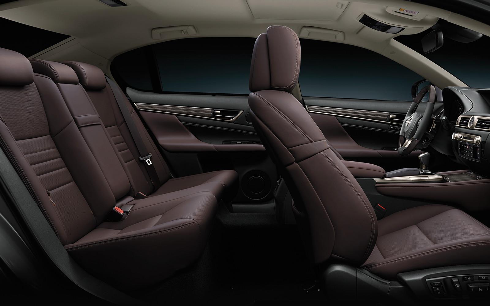 không gian nội thất Lexus GS350 2019