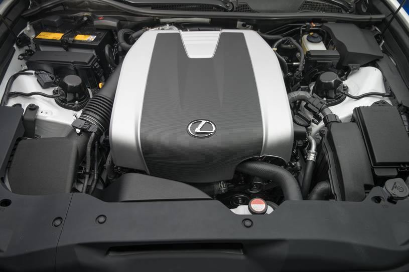 động cơ trên lexus gs350 2019